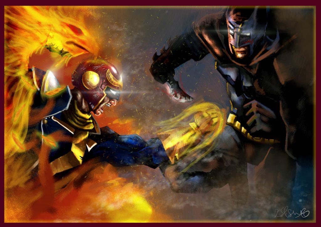 Danyon-Street-Falcon-vs-Batman