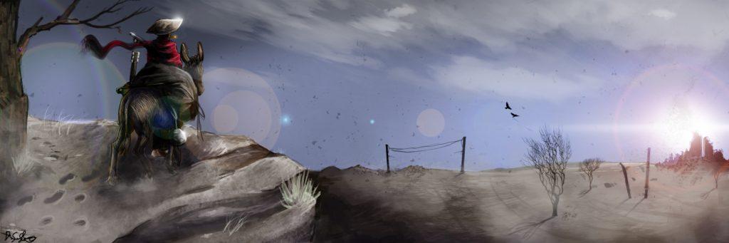 danyon-street-desert scene